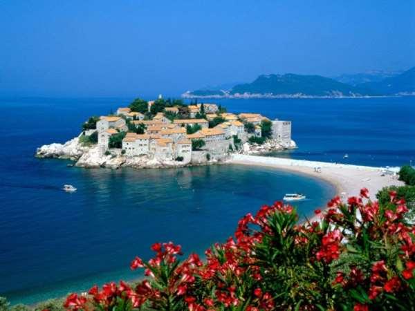 Лучшие региона и курорты Черногории