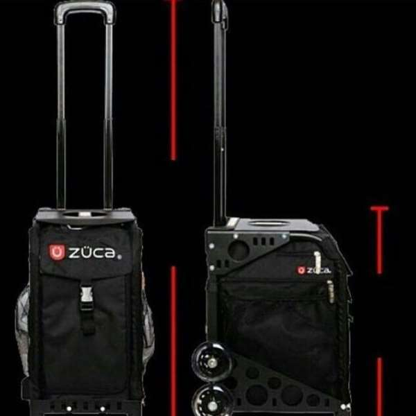С чемоданами ZUCA путешествие станет легким