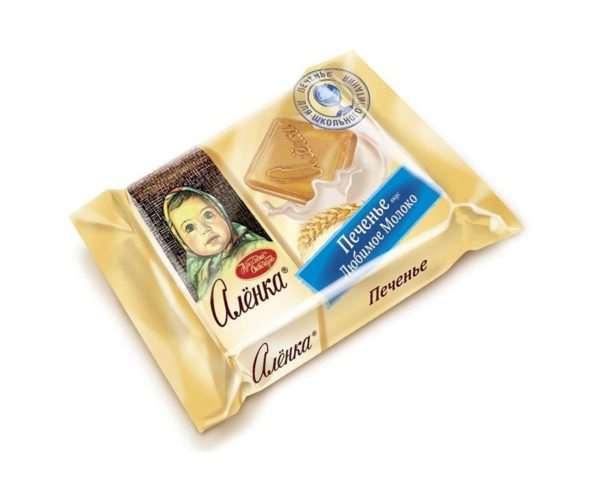«Аленка» - печенье  от лучших производителей