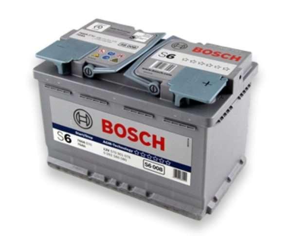 Покупка авто аккумулятора АКБ Bosch