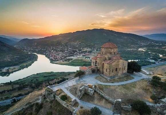 Туризм в гостеприимной Грузии