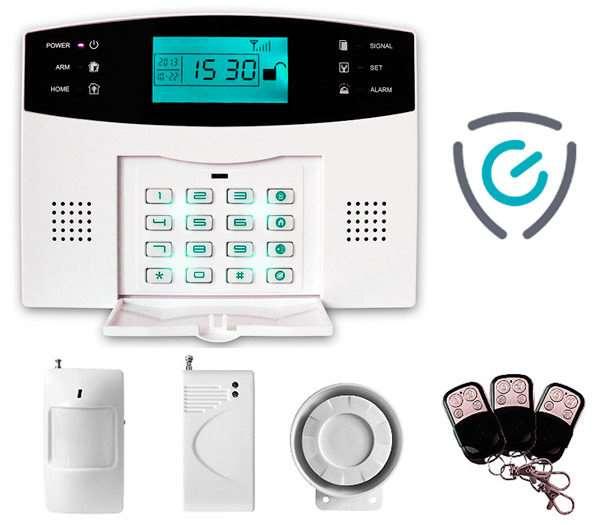 Охранная сигнализация залог эффективной защиты вашего дома