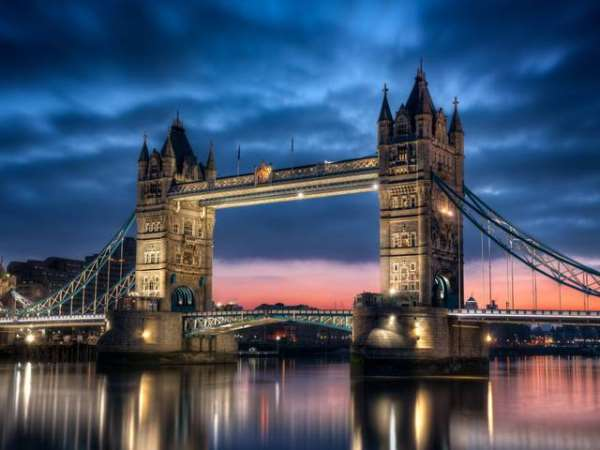 Чем привлекает туризм в Англии