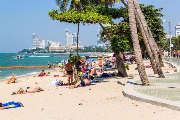 Такие разные пляжи Паттайи: выбираем лучший