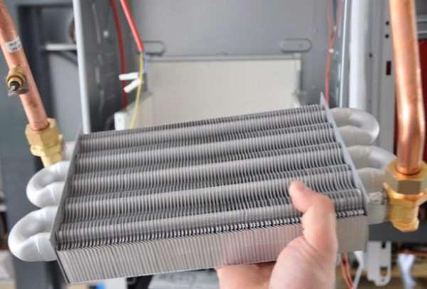 Эффективное средство для чистки теплообменников «Бойлер-очиститель»