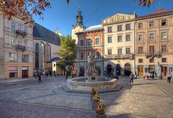Какие места посетить во время отдыха во Львове