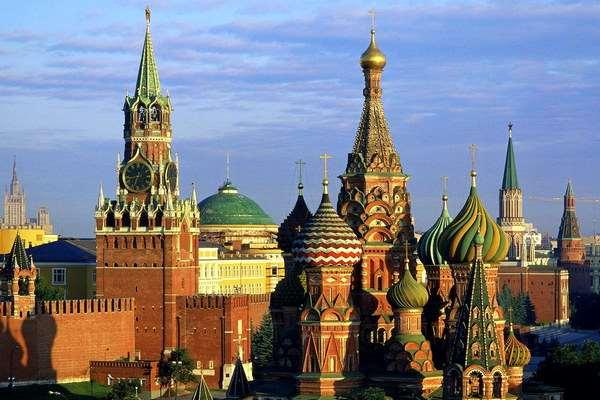 Главные достопримечательности Москвы, или что должен увидеть каждый турист