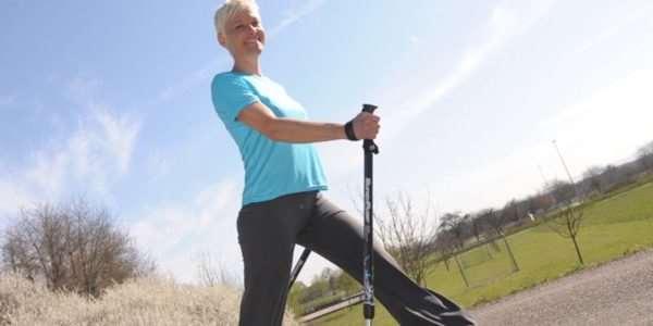 Палки для скандинавской ходьбы – полезные и безопасные тренировки