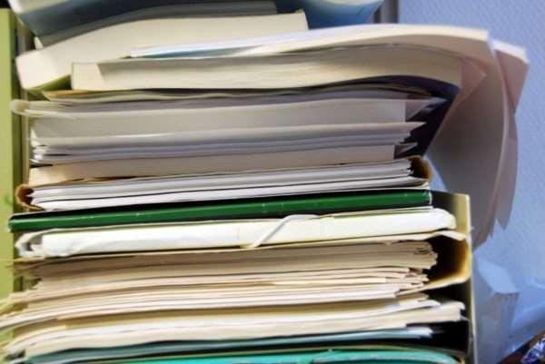 Тонкости хранения архивной документации при ликвидации организации