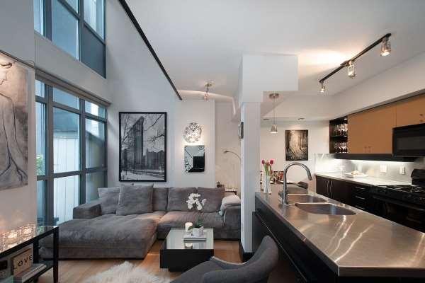 Комфортабельные апартаменты в стиле лофт на территории Москвы