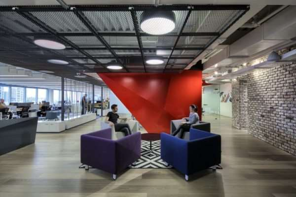 На какие критерии ориентироваться при создании интерьера офиса?