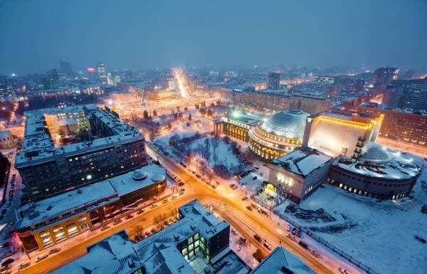 Варианты зимнего отдыха в Новосибирске