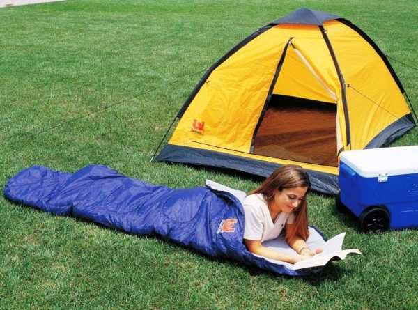 Как выбрать отличный спальный мешок для туристических походов?