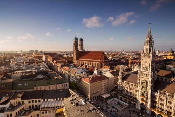 Преимущества посещения Мюнхена в январе
