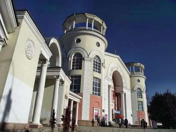 Симферополь: интересный отдых для всех и каждого