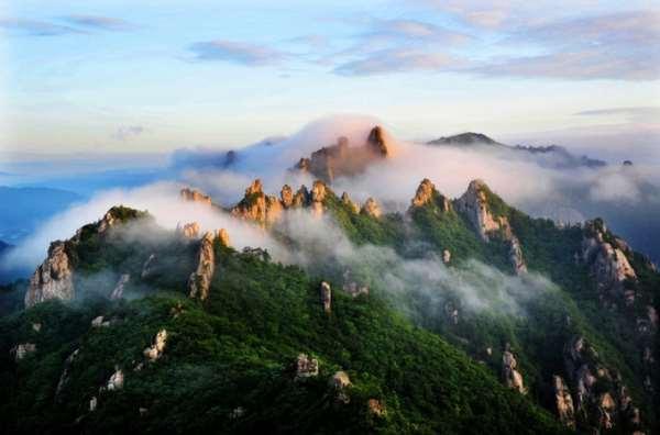 Парк «Сораксан» – лучшая достопримечательность Кореи