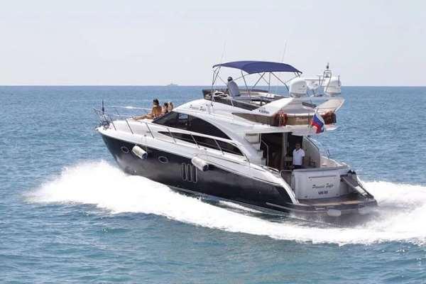 «Конкорд» - лучшая компания предоставляющая аренду яхт в Сочи