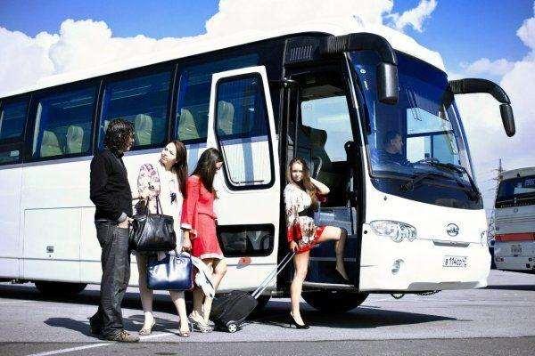 Автобус-Пермь.РФ: преимущества проката автобусов
