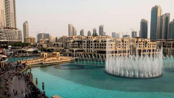 Занимательная экскурсионная программа при визите в Дубай