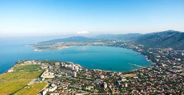 Геленджик — уникальный курорт на Черном море