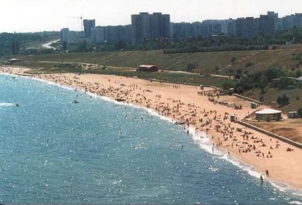 Ильичевск - небольшой курортный город с большими возможностями