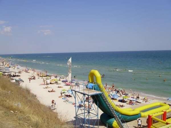 Как провести свой отпуск в Кирилловке на отлично?