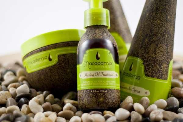 Высокоэффективные средства по уходу за волосами от бренда Macadamia Natural Oil