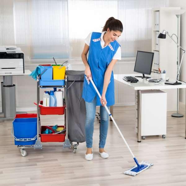 Ежедневная уборка офисов: зачем нужна данная услуга