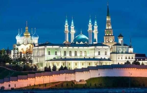 Огромный выбор достопримечательностей в удивительной Казани