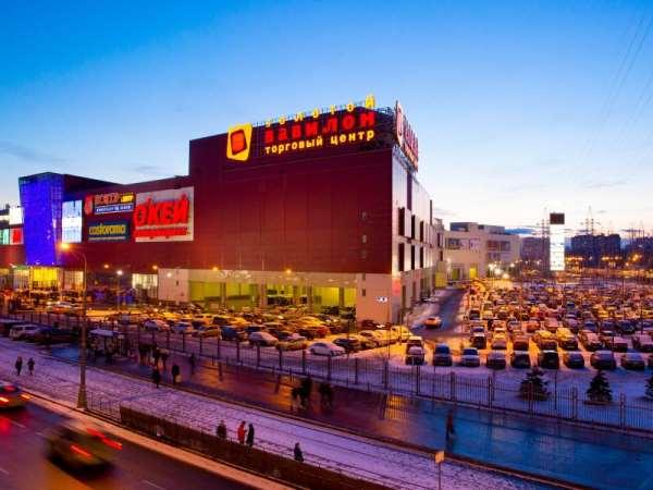 «Золотой Вавилон» - лучший торгово-развлекательный центр Москвы