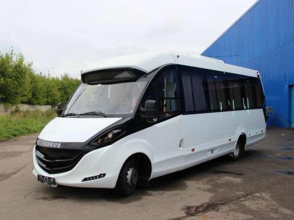 Микроавтобус для экскурсии: особенности и преимущества