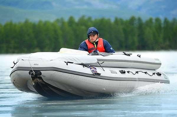 Надувные ПВХ лодки, их виды и особенности