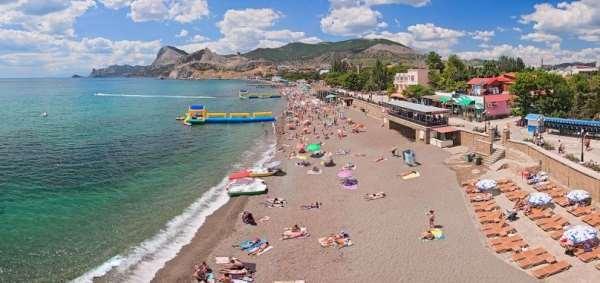 Тонкости пляжного отдыха в Керчи