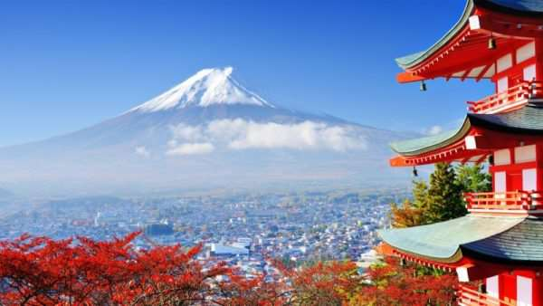 Главные достопримечательности Японии или где нужно побывать туристу