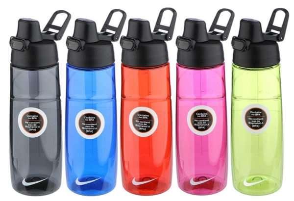 Топ–5 самых практичных бутылок для воды