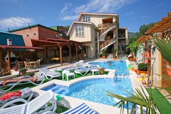 Лучше гостевые дома и отели Геленджика
