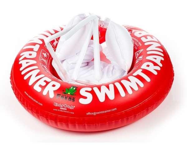 Красный круг SwimTrainer для детей до 4 лет