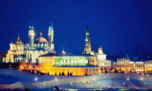 Куда отправиться во время отдыха в Казани