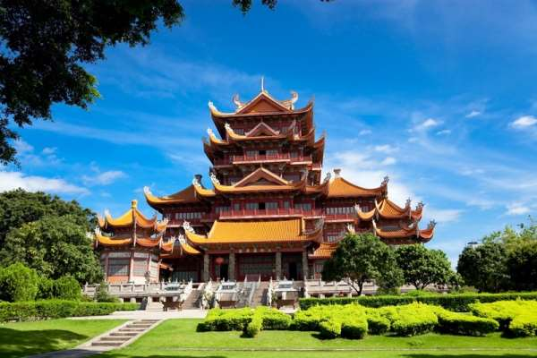 Туристическая виза в Китай. Как и где оформить ?