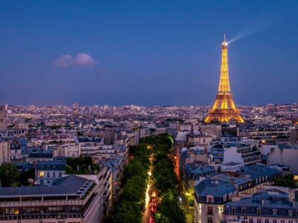 Отдых в Париже: что посмотреть кроме Эйфелевой башни?