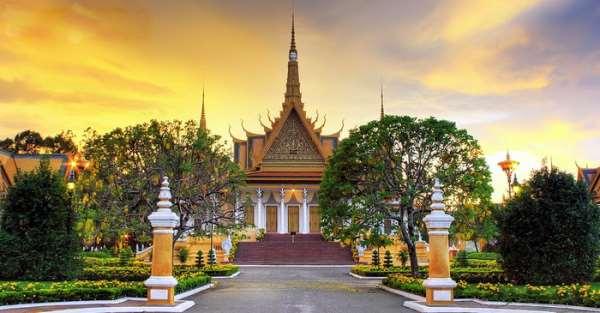 Какие достопримечательности Камбоджи нужно посмотреть во время отдыха?