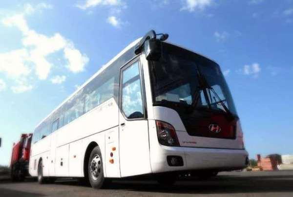 Выгодная аренда автобуса в компании «Огран Транс»