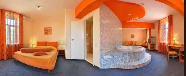 Отели от сети Апельсин - отдохните замечательно