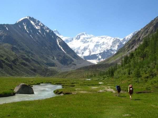 Активные туры в Алтайском крае – отличный способ провести время