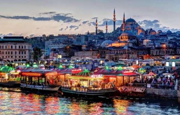 Как спланировать отдых в Стамбуле