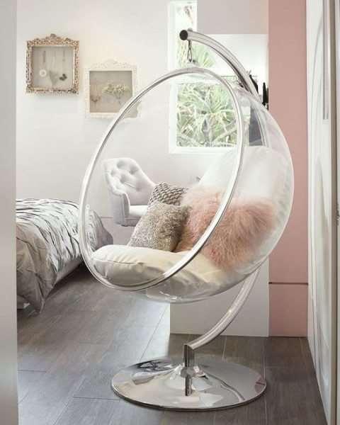 Кресло Bubble – отличное дополнение для вашего дома