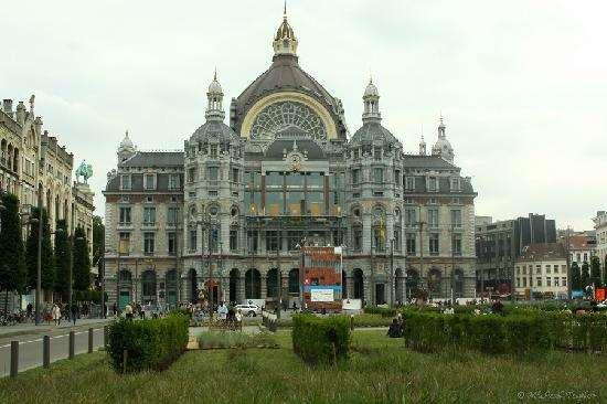 Какие экскурсии стоит посетить в Антверпене?
