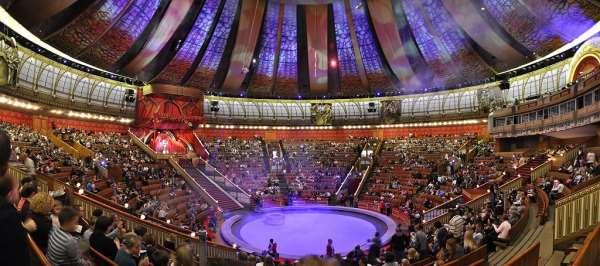 Большой Московский цирк – место где весело взрослым и детям