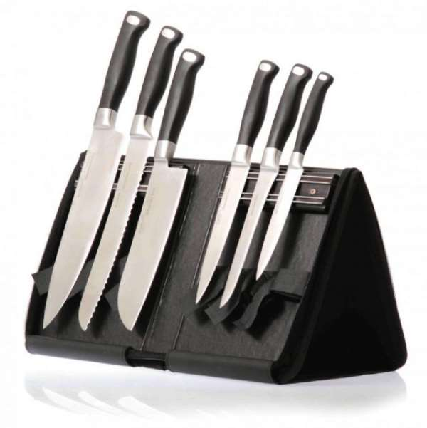 Как правильно составить набор ножей для кухни