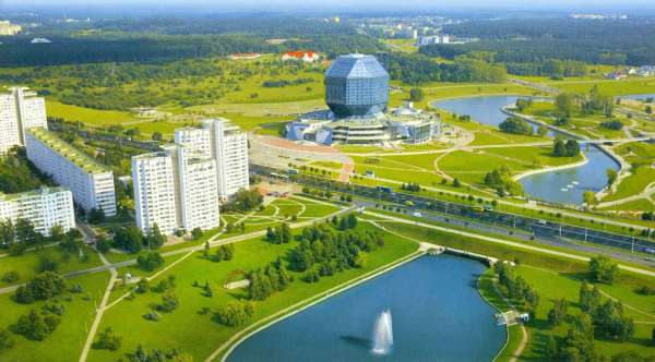 Куда поехать в отпуск по Беларуси?